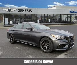 BRAND NEW GRAY COLOR 2020 GENESIS G80 FOR SALE IN BOWIE, MD 20716. VIN IS KMTFN4JE9LU33095