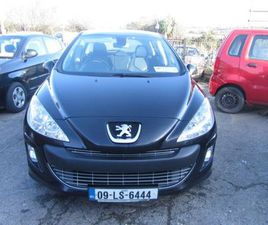 PEUGEOT 308 1.6HDI SPORT 110BHP 05DR FOR SALE IN WEXFORD FOR €2,500 ON DONEDEAL