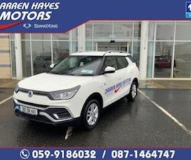 SSANGYONG TIVOLI ELX 1.6 2WD FOR SALE IN CARLOW FOR €23225 ON DONEDEAL