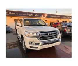 TOYOTA LAND CRUISER GXR V6 PETROL ((BRAND NEW)) FOR SALE: AED 200,000