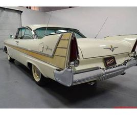 1957 PLYMOUTH FURY FOR SALE