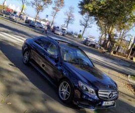 CARS.BG - MERCEDES-BENZ E 350 AMG SPORT 4X4, 43900 ЛВ., БЕНЗИН