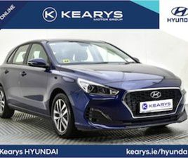 HYUNDAI I30 DELUXE (FULLY SANITIZED) FOR SALE IN CORK FOR €19990 ON DONEDEAL