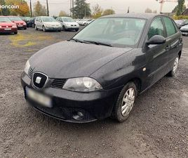 SEAT IBIZA 1.4 16V 85 CV EDITION 1ERE MAIN GARANTIE FINANCEMENT POSSIBLE