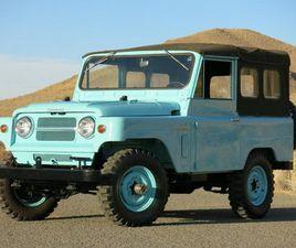 1967 NISSAN PATROL SUV