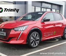 PEUGEOT 208 E-208 ELECTRIC 340KM RANGE 136BHP FOR SALE IN WEXFORD FOR €UNDEFINED ON DONEDE