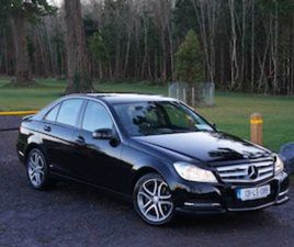 MERCEDES-BENZ C220 FOR SALE IN LAOIS FOR €11950 ON DONEDEAL