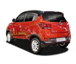 MAHINDRA KUV 100 KUV100 K6+ 4X4, SUV O PICKUP DE NUEVO EN | AUTOCASION