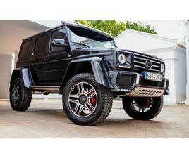 MERCEDES-BENZ CLASE G 500 4X4 SQUARED 4X4, SUV O PICKUP DE SEGUNDA MANO EN MÁLAGA | AUTOCA