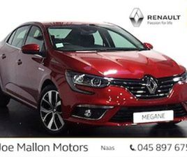 RENAULT MEGANE ALL NEW MEGANE GRAND COUPE FOR SALE IN KILDARE FOR €28442 ON DONEDEAL