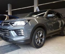 SSANGYONG 1.6 DIESEL 2WD DREAM - AUTO USATE - QUATTRORUOTE.IT - AUTO USATE - QUATTRORUOTE.