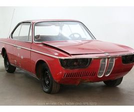1967 BMW 2000C FOR SALE