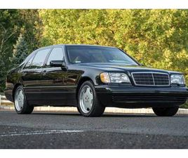 1999 MERCEDES-BENZ S500 GRAND EDITION