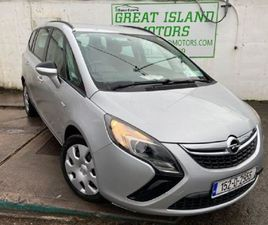 OPEL ZAFIRA NCT 04/23 E 20 CDTI 130PS 5DR 280 R FOR SALE IN CORK FOR €12,400 ON DONEDEAL