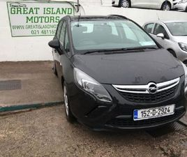 OPEL ZAFIRA NCT 06/23 280 ROAD TAX E 20 CDTI 130P FOR SALE IN CORK FOR €12,400 ON DONEDEAL