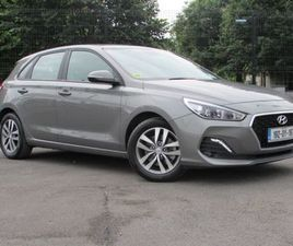 HYUNDAI I30 DELUXE 1.0 TURBO PETROL WITH UNLIMITE FOR SALE IN OFFALY FOR €20,799 ON DONEDE