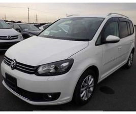 VOLKSWAGEN TOURAN 1.4 AUTOMATIC NEW NCT PRISTI FOR SALE IN DUBLIN FOR €10,900 ON DONEDEAL