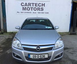 OPEL ASTRA, 2009 NCT 01/23, 1 OWNER FOR SALE IN LOUTH FOR €3,694 ON DONEDEAL