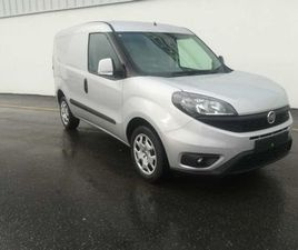 FIAT DOBLO SX 1.3 95HP WITH SIDE DOOR FOR SALE IN GALWAY FOR €15,995 ON DONEDEAL