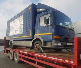 00 MERCEDES ATEGO FOR BREAKING FOR SALE IN DONEGAL FOR €1 ON DONEDEAL