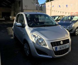SUZUKI SPLASH, 2014 FULLY SANITISED FOR SALE IN WATERFORD FOR €6990 ON DONEDEAL