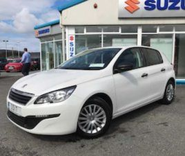 2017 PEUGEOT 308 FOR SALE IN DONEGAL FOR €14500 ON DONEDEAL