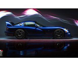 1997 DODGE VIPER - HENNESSEY VENOM 650 GTS