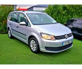 VOLKSWAGEN TOURAN CLICK COLLECT/DELIVERY AUTOMATI FOR SALE IN DUBLIN FOR €11,400 ON DONEDE