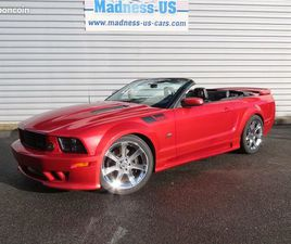 FORD MUSTANG SALEEN S281 SUPERCHARGED CABRIOLET 2006