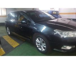 CITROEN C5 TOURER 2.0 HDI SEDUCTION 103 KW (140 CV)