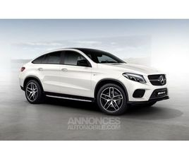 MERCEDES GLE CLASSE COUPE 43 AMG 4MATIC 2018
