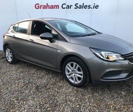 OPEL ASTRA, 2017 FOR SALE IN LIMERICK FOR €11,500 ON DONEDEAL
