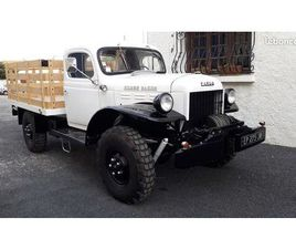 DODGE FARGO POWER WAGON 1957