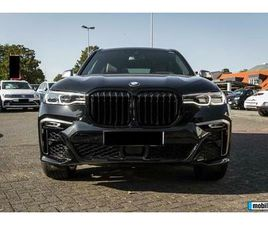 BMW X7 M50D*PANOSKYLOUNGE*7М*HUD*LASER*SHADOWLINE*ГАРАН, 2020Г