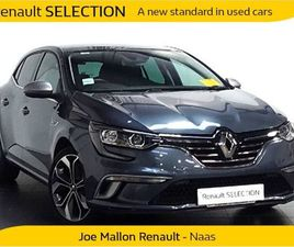 RENAULT MEGANE GT LINE TCE 140 GPF MY1 FOR SALE IN KILDARE FOR €21,995 ON DONEDEAL