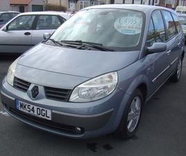 RENAULT GRAND SCENIC DIESEL DYNAMIQUE FROM £3