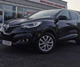 RENAULT KADJAR DYNAMIQUE NAV ENERGY VAN 110PS 2017 FOR SALE IN TIPPERARY FOR €13950 ON DON