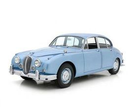 1963 JAGUAR MK 2 FOR SALE