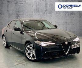 2019 ALFA ROMEO GIULIA 2.0 TB 280 VELOCE 4DR AUTO