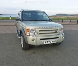 LAND ROVER DISCOVERY COMMERCIAL XS LIGHT 4X4 UTILITY 2008