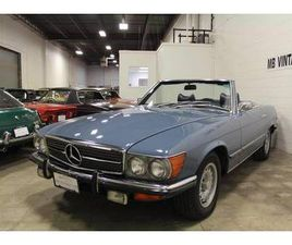 1972 MERCEDES-BENZ 350SL LOW MILEAGE!
