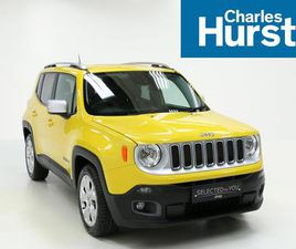 2015 JEEP RENEGADE 1.6 MULTIJET LIMITED 5DR