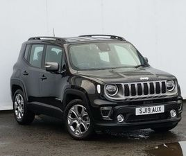 2019 JEEP RENEGADE 1.0 T3 GSE LIMITED 5DR