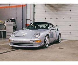 1995 PORSCHE 911 2 DOOR