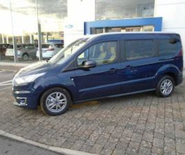 2020 FORD CONNECT TOURNEO FOR SALE IN DUBLIN FOR €38875 ON DONEDEAL