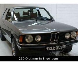 BMW 316 E21 KLIMAANLAGE 1975 VOM ERSTEN BESITZER