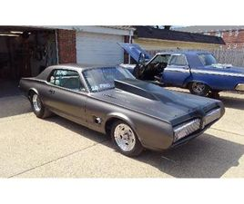 FOR SALE: 1967 MERCURY COUGAR IN WEST PITTSTON, PENNSYLVANIA