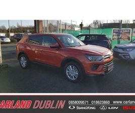 NEW SSANGYONG KORANDO FOR SALE IN DUBLIN FOR €29,999 ON DONEDEAL