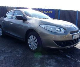 RENAULT FLUENCE, 2011 LOW MILEAGE FOR SALE IN DUBLIN FOR €5,950 ON DONEDEAL