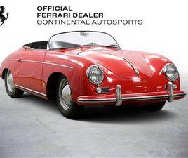 1956 PORSCHE 356 ROADSTER